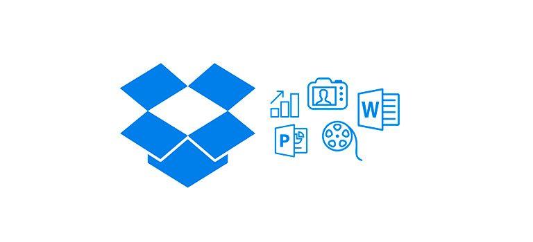 Dropbox como ferramentas de gerenciamento de tarefas.